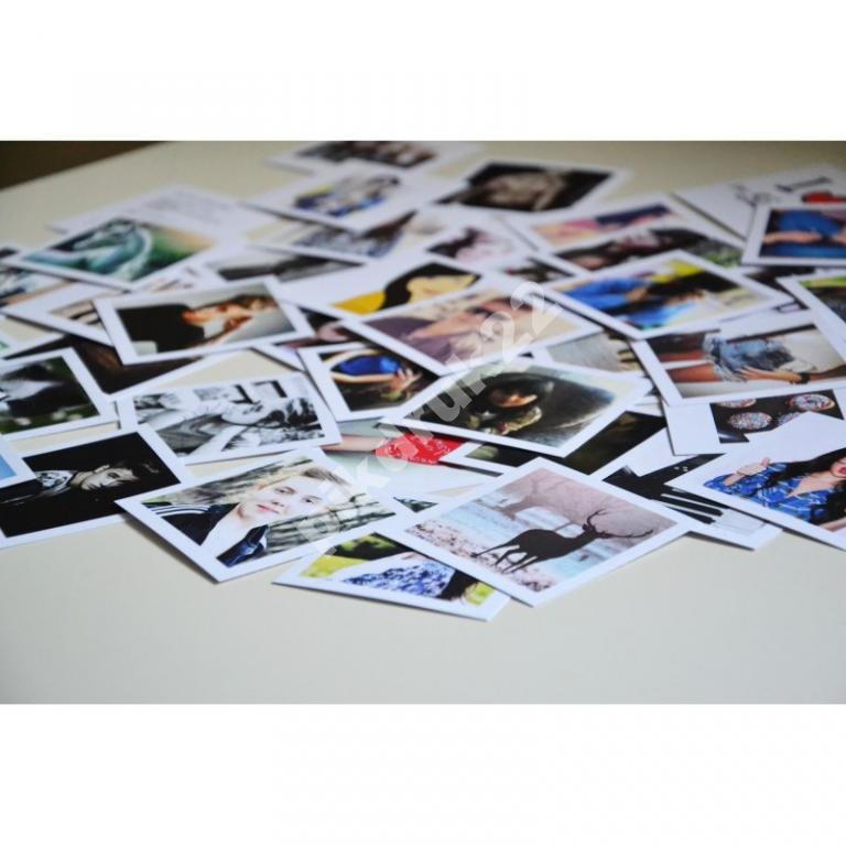 Wydruk zdjęć Zdjęcie Plakat a4 błysk/mat