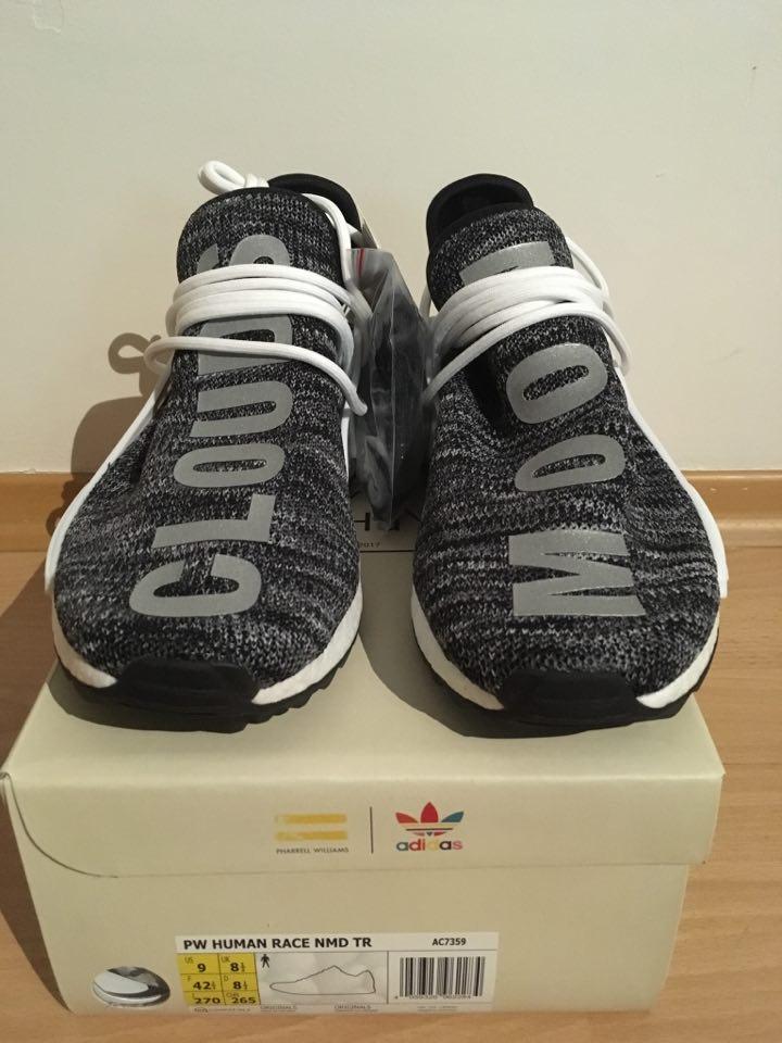 b89c478f7 Adidas x Pharrell Williams Human Race NMD TR Oreo - 7057552316 ...