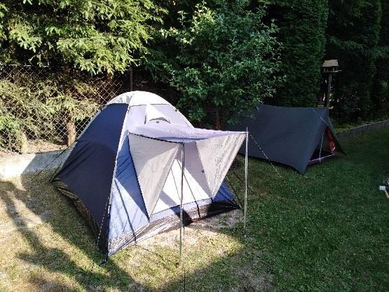Sprzedam 2 namioty