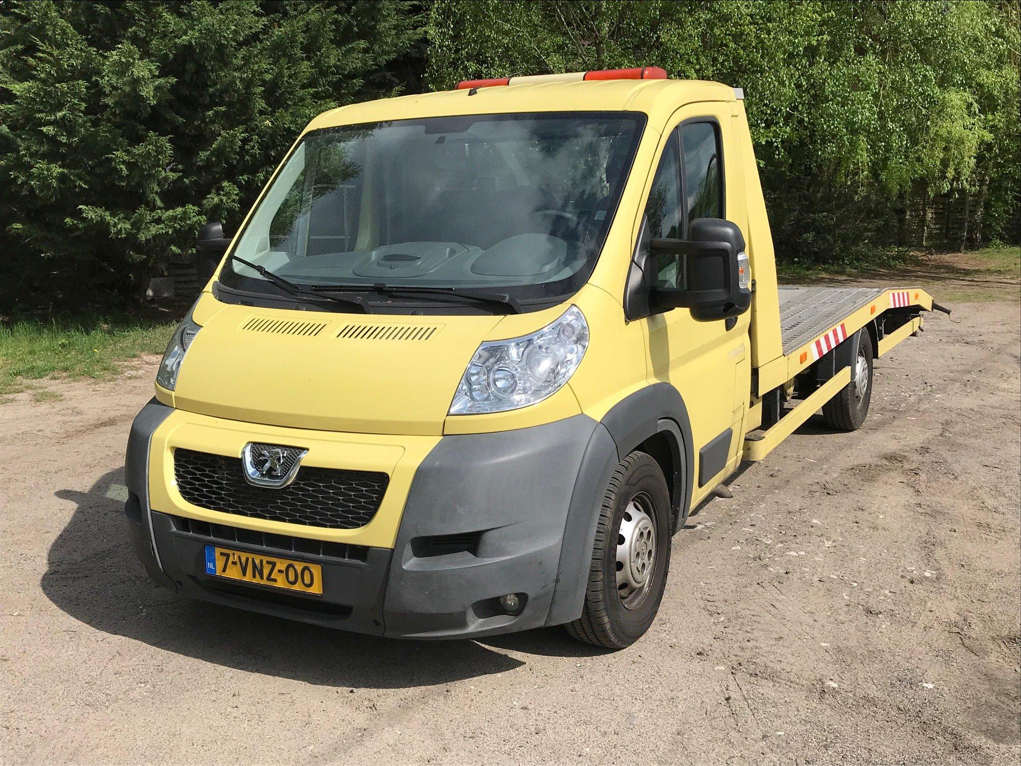 Peugeot Boxer 3.0 diesel mały przebieg 180000