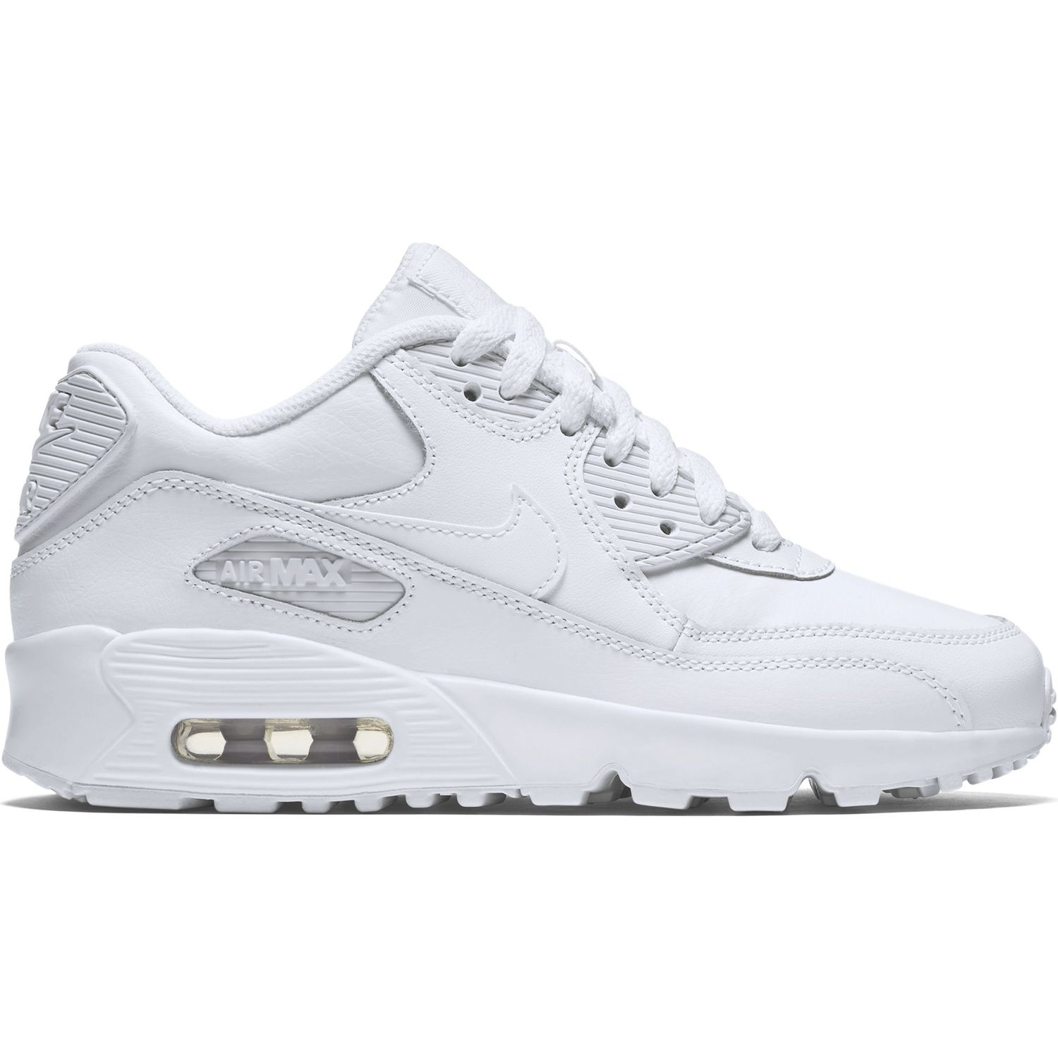 lowest price fe69c 90be3 Buty Nike Air Max 90 Ltr GS 833412-100 r. 36 - 6994990130 - oficjalne  archiwum allegro