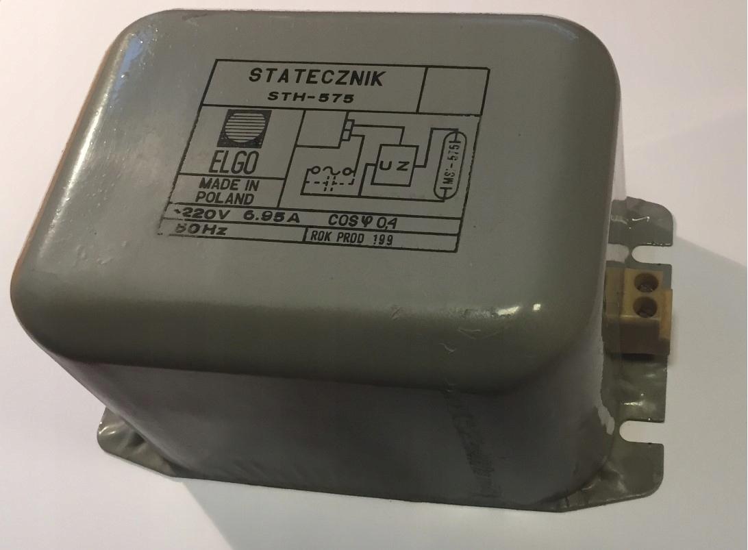 STATECZNIK MAGNETYCZNY STH-575