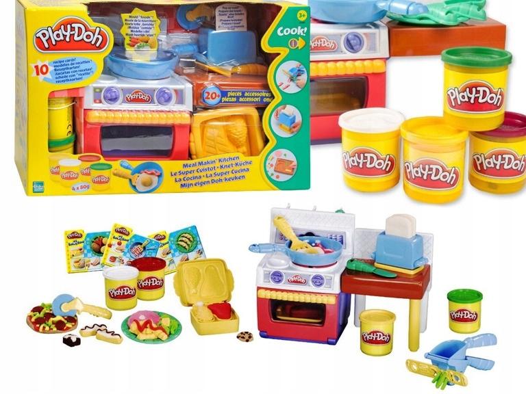 Play Doh Keuken : Zabawki play doh w oficjalnym archiwum allegro strona