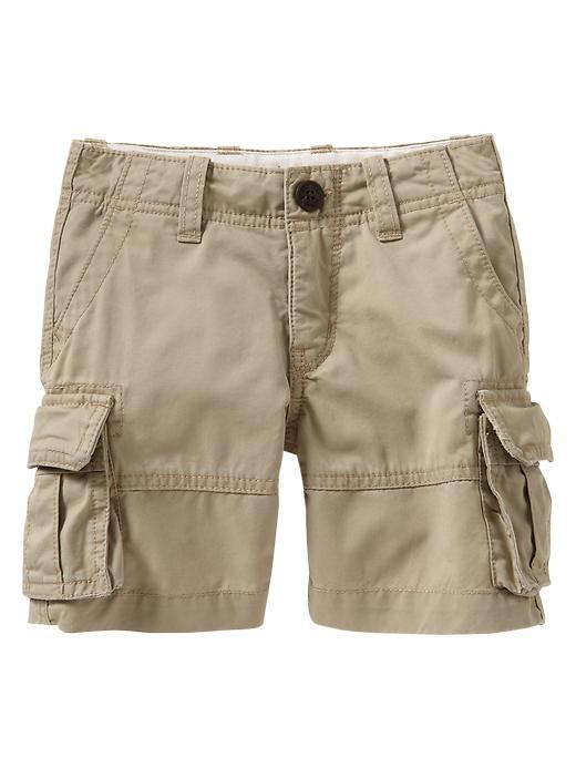 - 80 % Baby GAP Core CRG Short Camp Khaki 2 lata