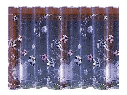 Firanka Futbol Wys 150 Cm Wisan Firany Na Metry