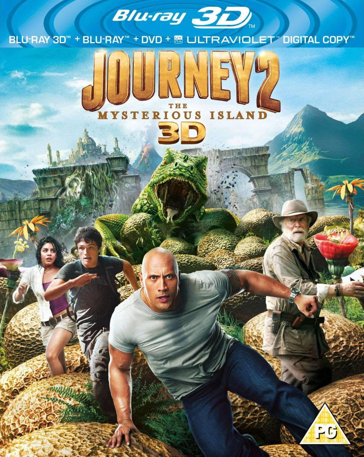 journey to the mysterious island - HD1000×1500