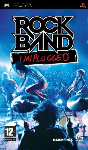 Rock Band Unplugged PSP SKLEP GWARANCJA WSYŁKA 24h