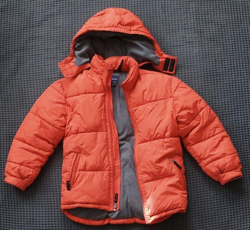Kurtka zimowa, GAP, 158, bardzo ciepła