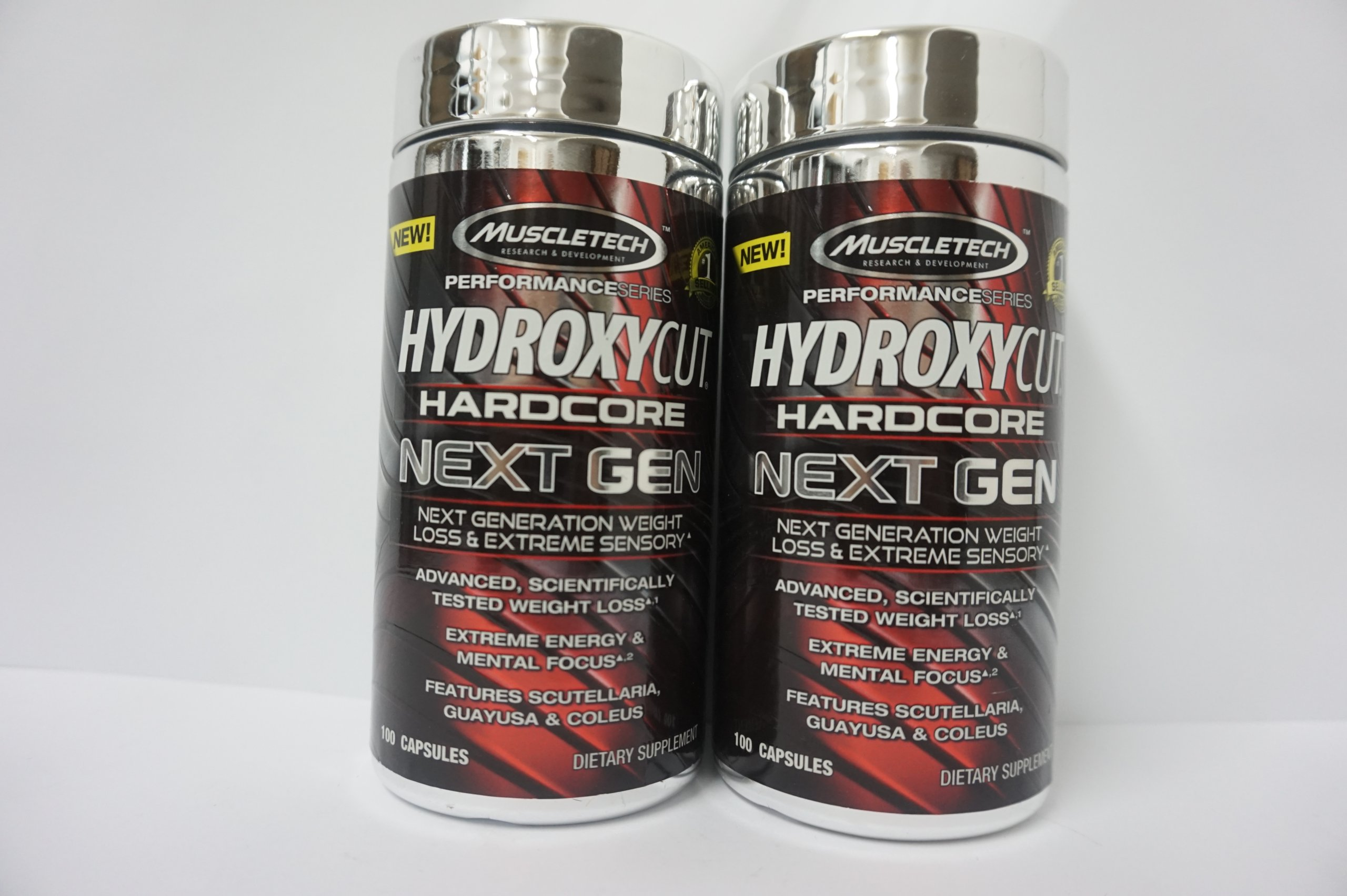 Muscletech Hydroxycut Hardcore Next Gen 100kap Usa 6522519620 Elite 100 Caps Original