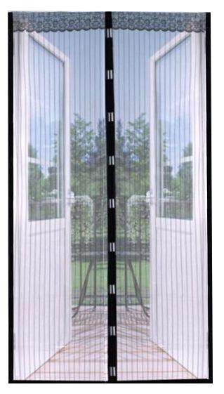 Moskitiera Z Magnesem Siatka Na Drzwi 110 X 220 Cm