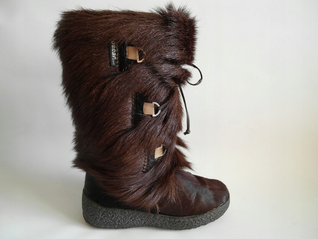 72bfc30bc9 OSCAR SPORT SUPER BUTY ŚNIEGOWCE 38 MADE IN ITALY - 7679678500 ...