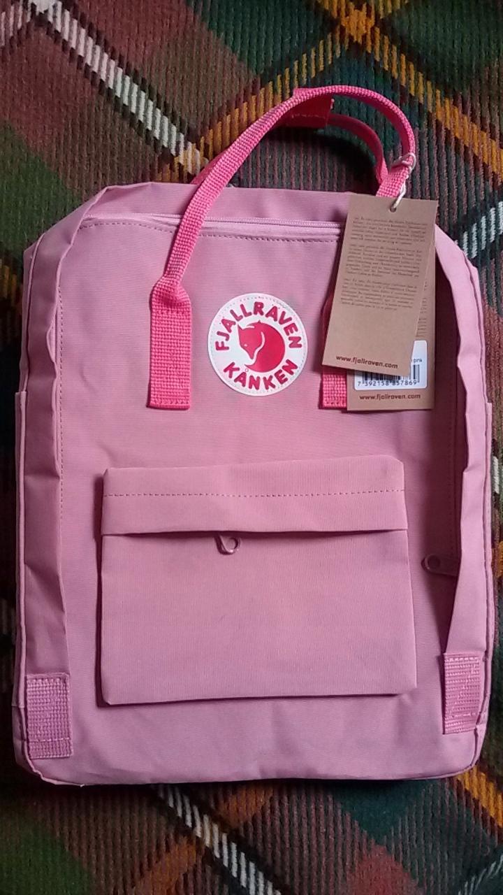 tani wybór premium najlepszy hurtownik Plecak Fjallraven Kanken różowy pink classic 16l