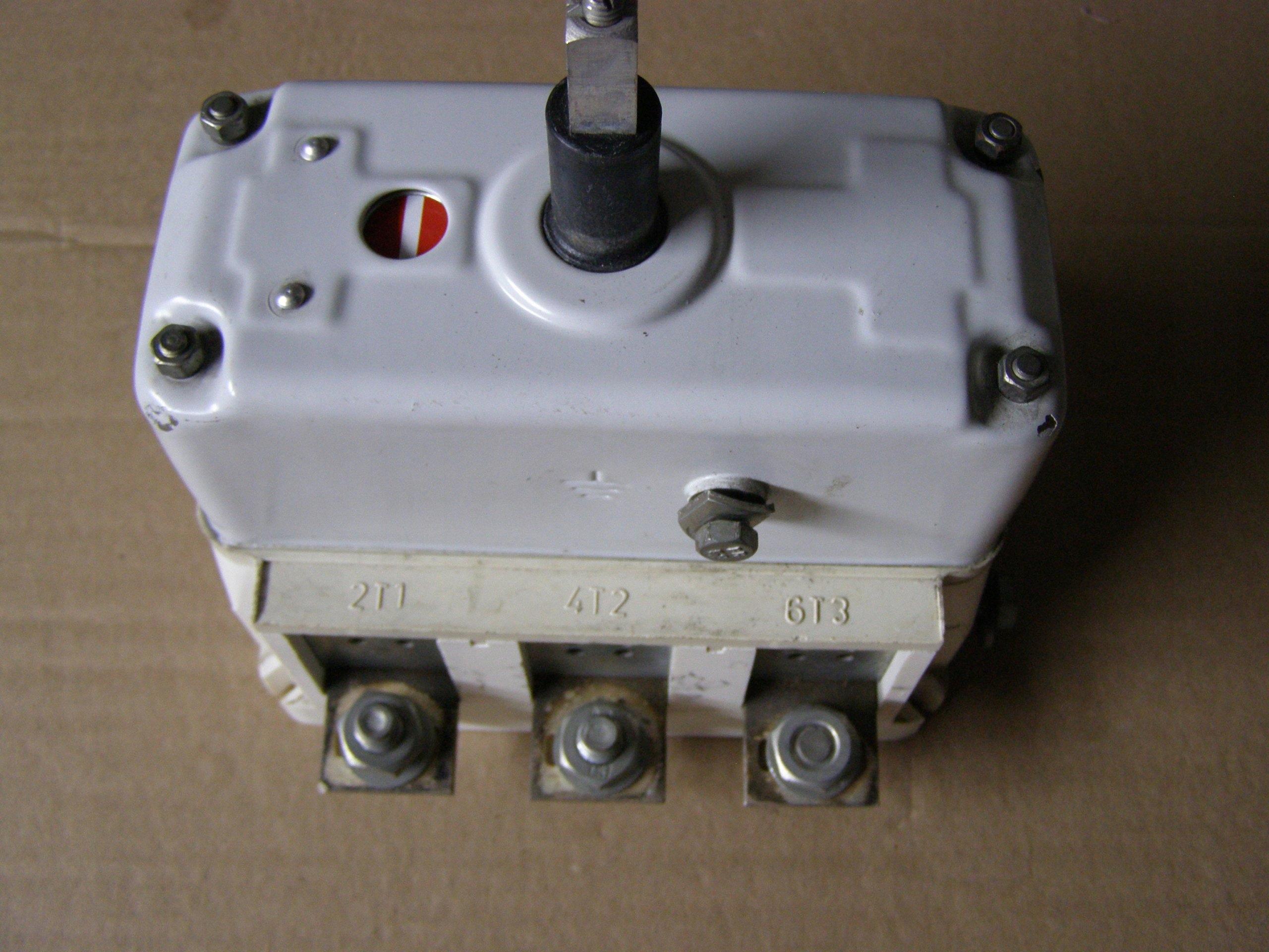 Modernistyczne RIN 250 - ROZŁĄCZNIK WYŁĄCZNIK ODŁĄCZNIK - 7457647523 - oficjalne LQ38
