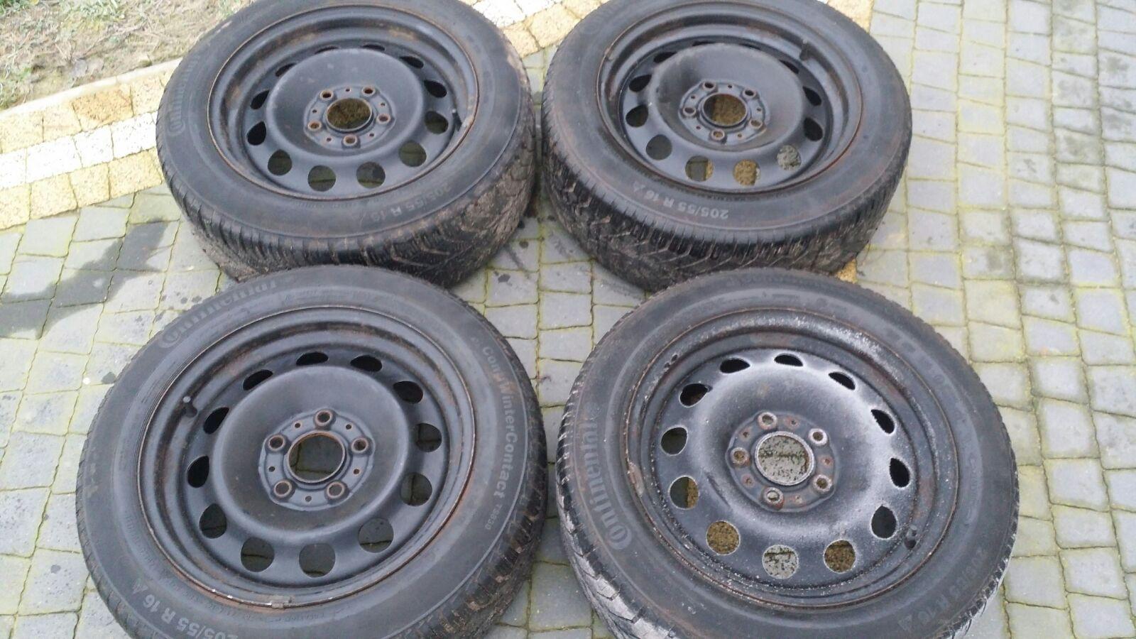 Opony Zimowe 16 Bmw E46