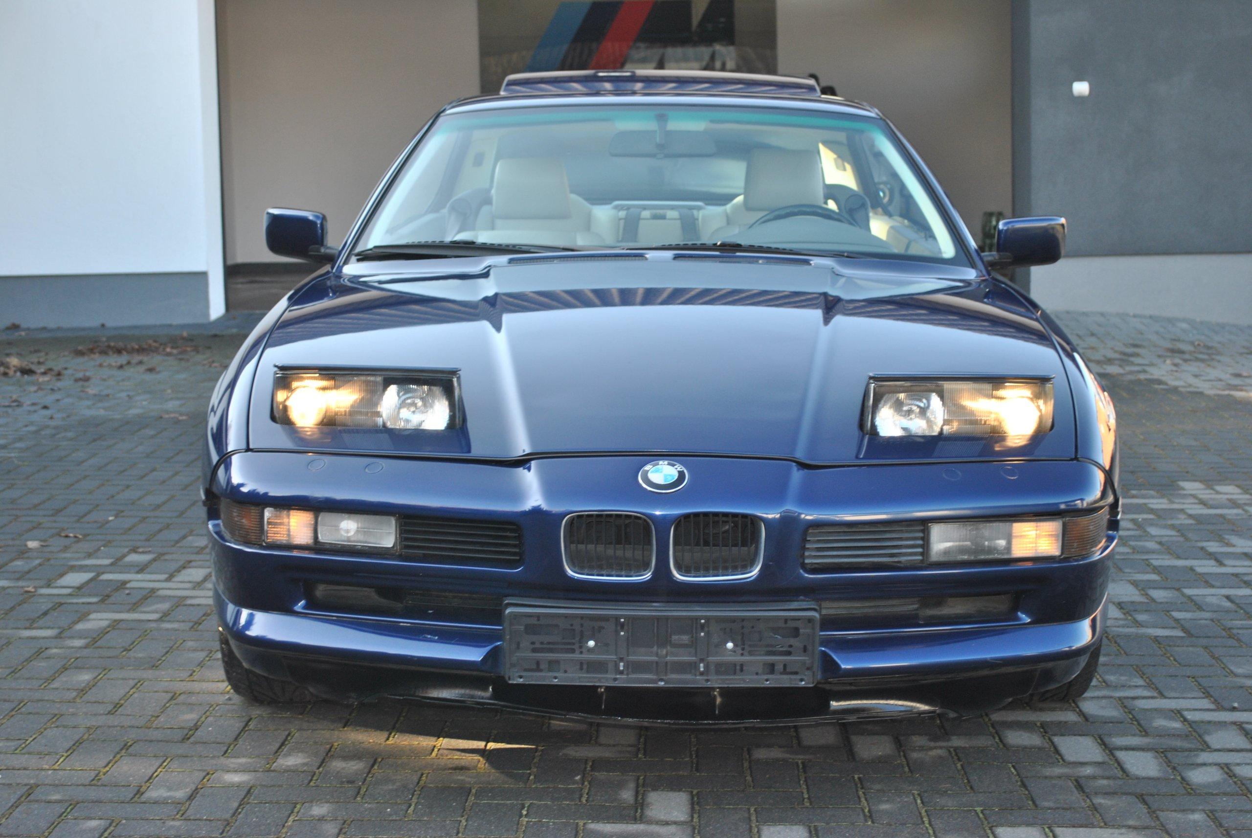 BMW 8 E31 850i sprowadzony