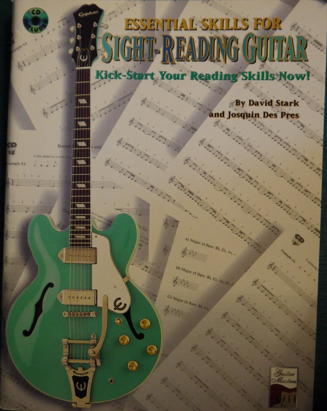 Gitara. Nauka. STARK DAVID: Essential Skills F