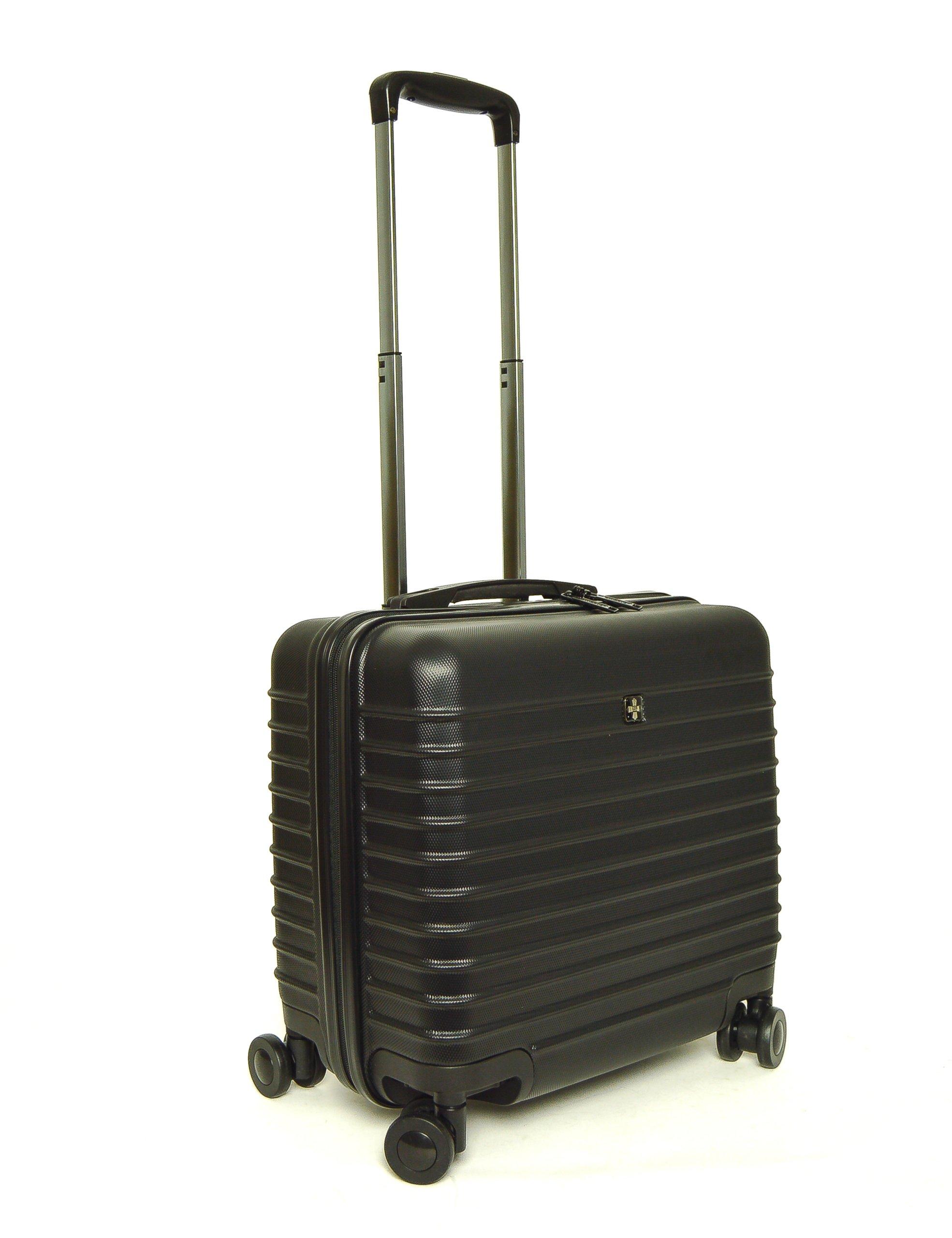 f1dcb53512b42 Pilotka super walizka twarda 4 kółka SWISS CONCEPT - 7262256441 ...