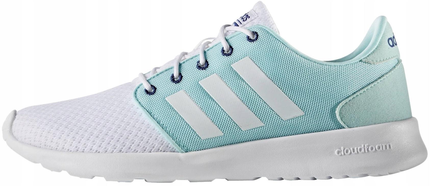 Adidas CLOUDFOAM QT RACER BUTY SPORTOWE 42 23