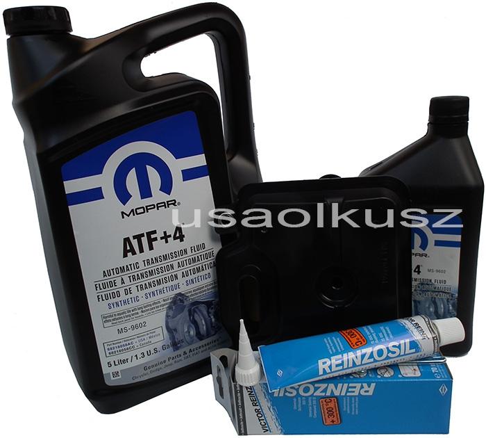 Filtr olej MOPAR ATF+4 skrzyni biegów 6-SPD 62TE