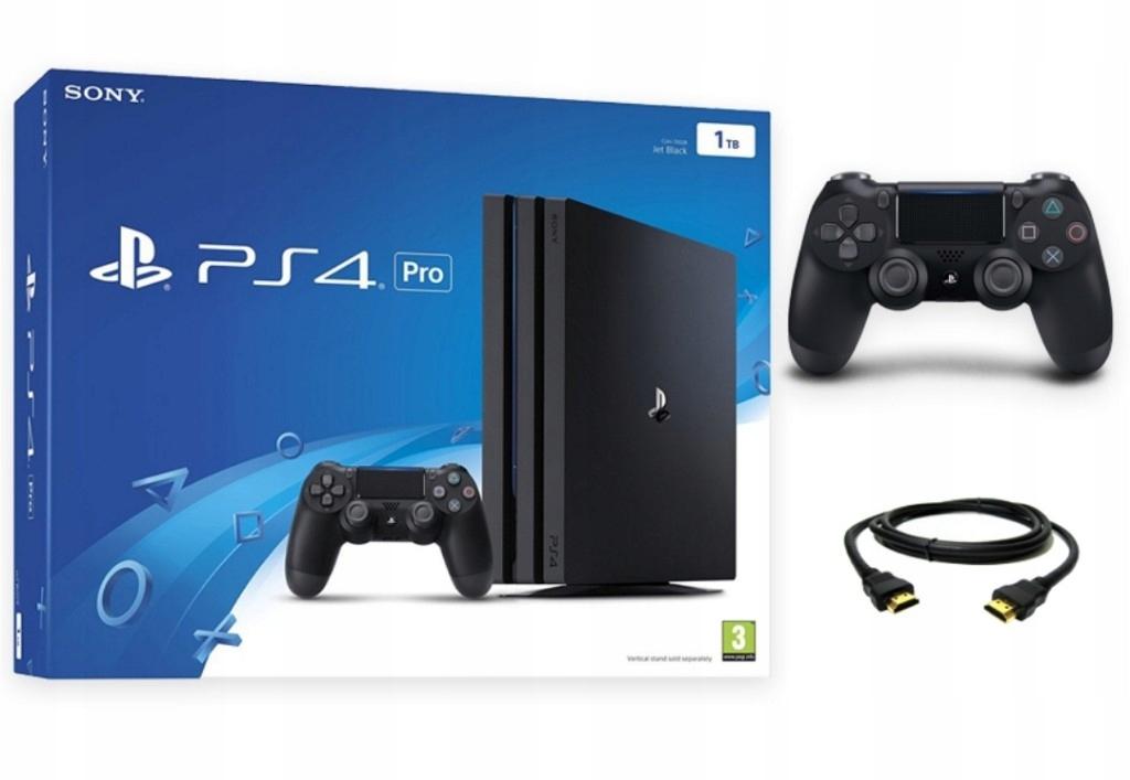 PlayStation 4 PRO PS4 CUH 7216 od ręki Gdańsk