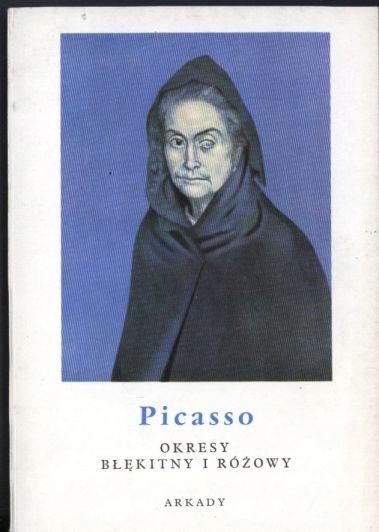 Frank Elgar - Picasso okresy błękitny i różowy