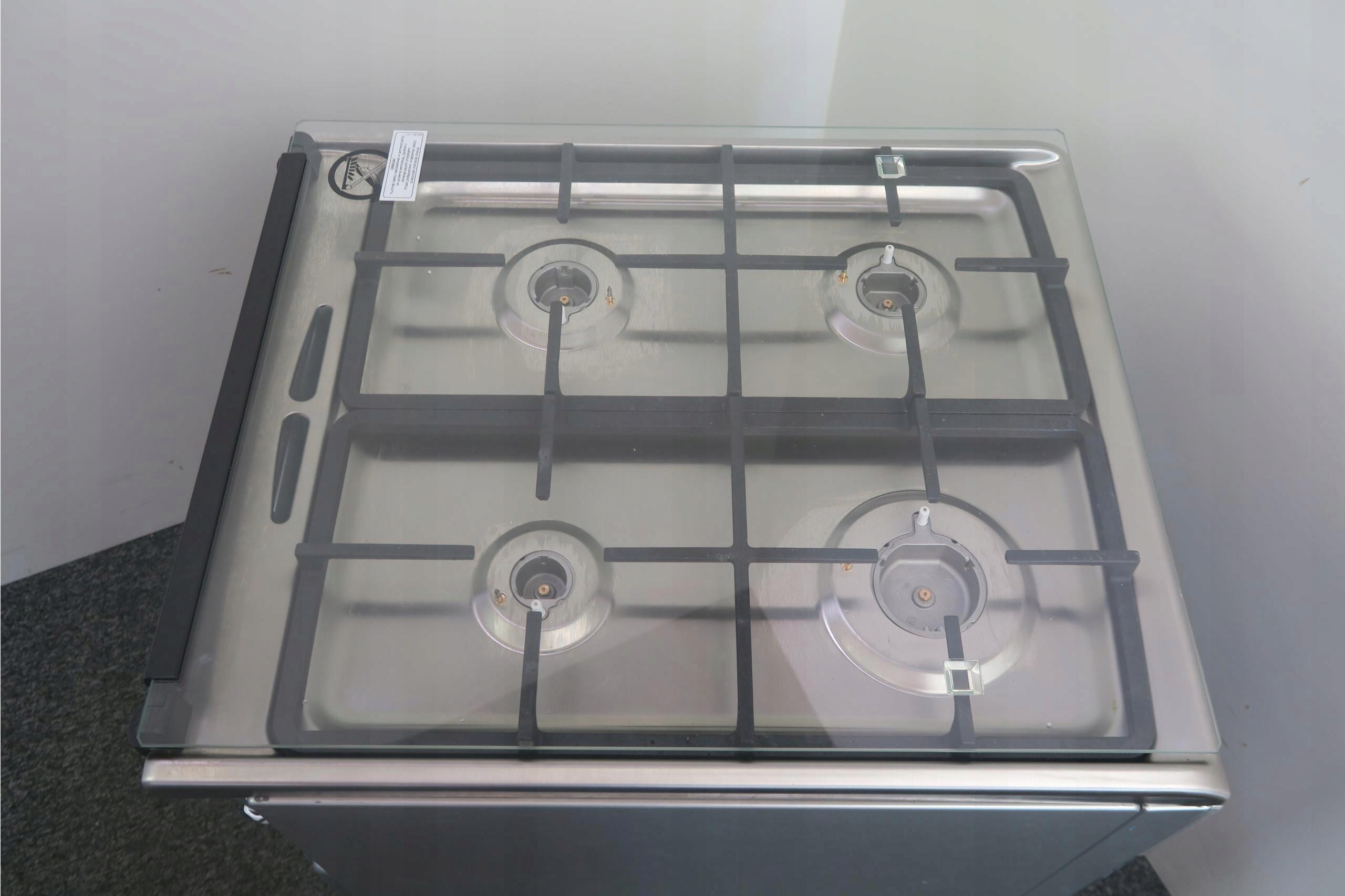 Kuchnia Gazowo Elektryczna Electrolux Ekk54554ox 7523410137
