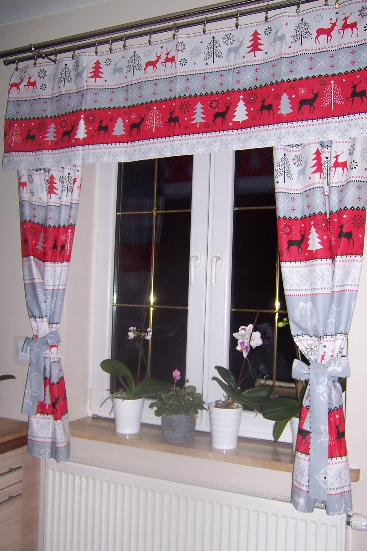 Firana Zasłona świąteczna 7713684050 Oficjalne Archiwum