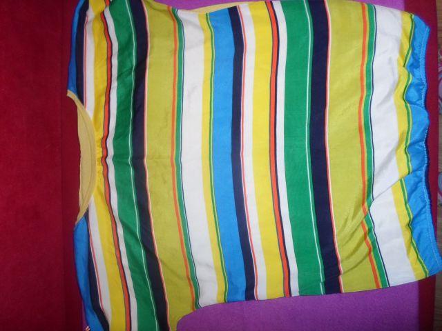 57a37317c96445 Esmara Bluzka damska w paski bluzka vinted L/40 - 7450884496 ...