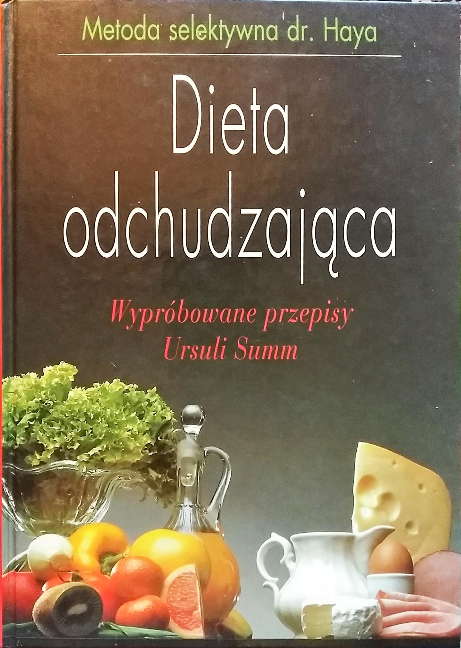 Dieta Odchudzajaca Summ Dr Haya 7386501033 Oficjalne