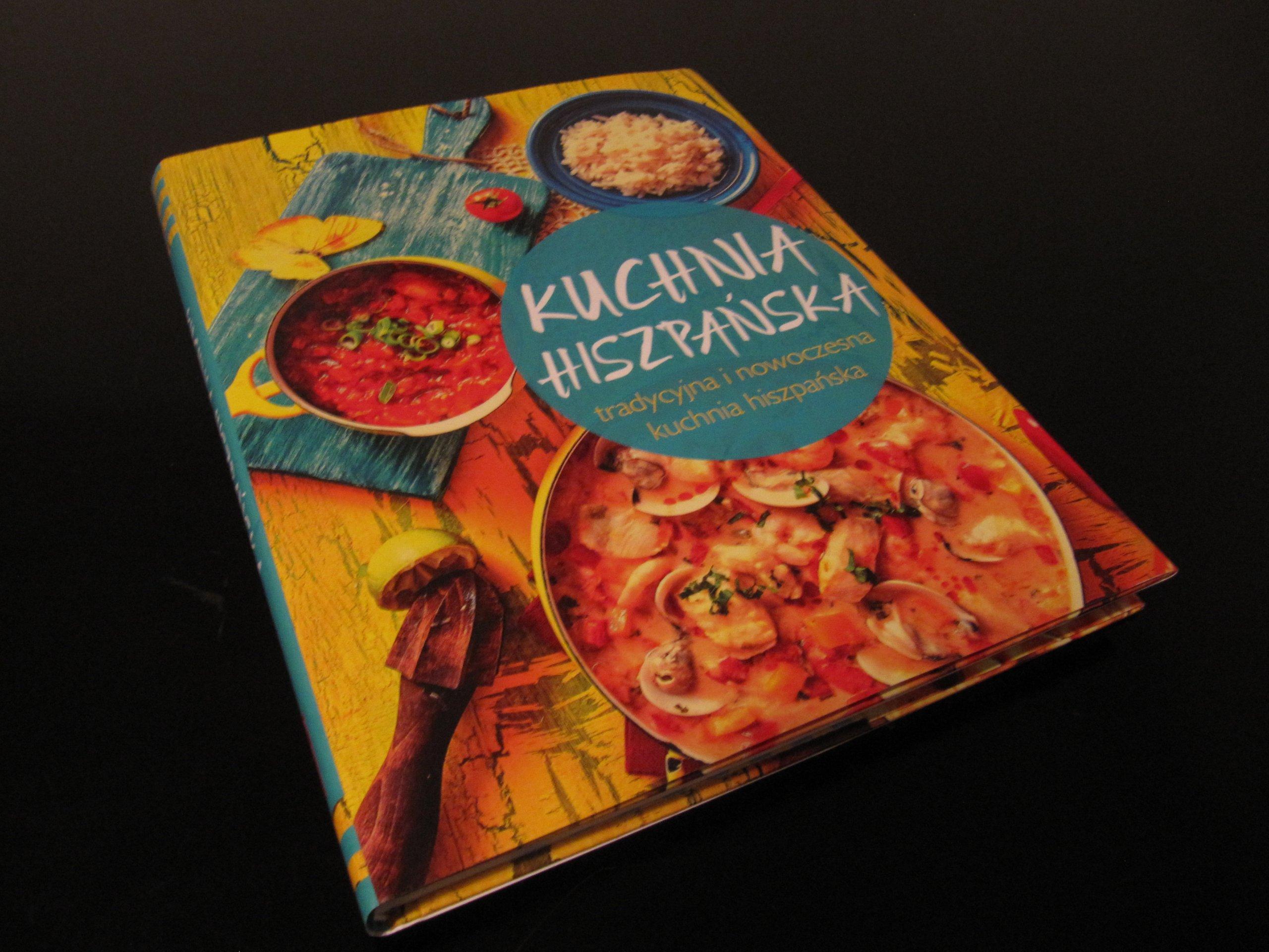 Kuchnia Hiszpańska Przepisy Hiszpania 7623012267