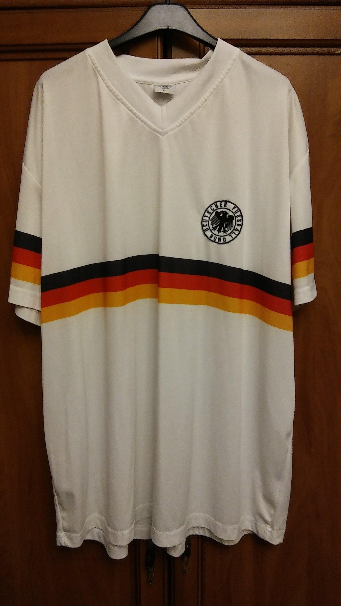 4f662d9fc Koszulka Reprezentacji NIEMIEC - 7260628300 - oficjalne archiwum allegro