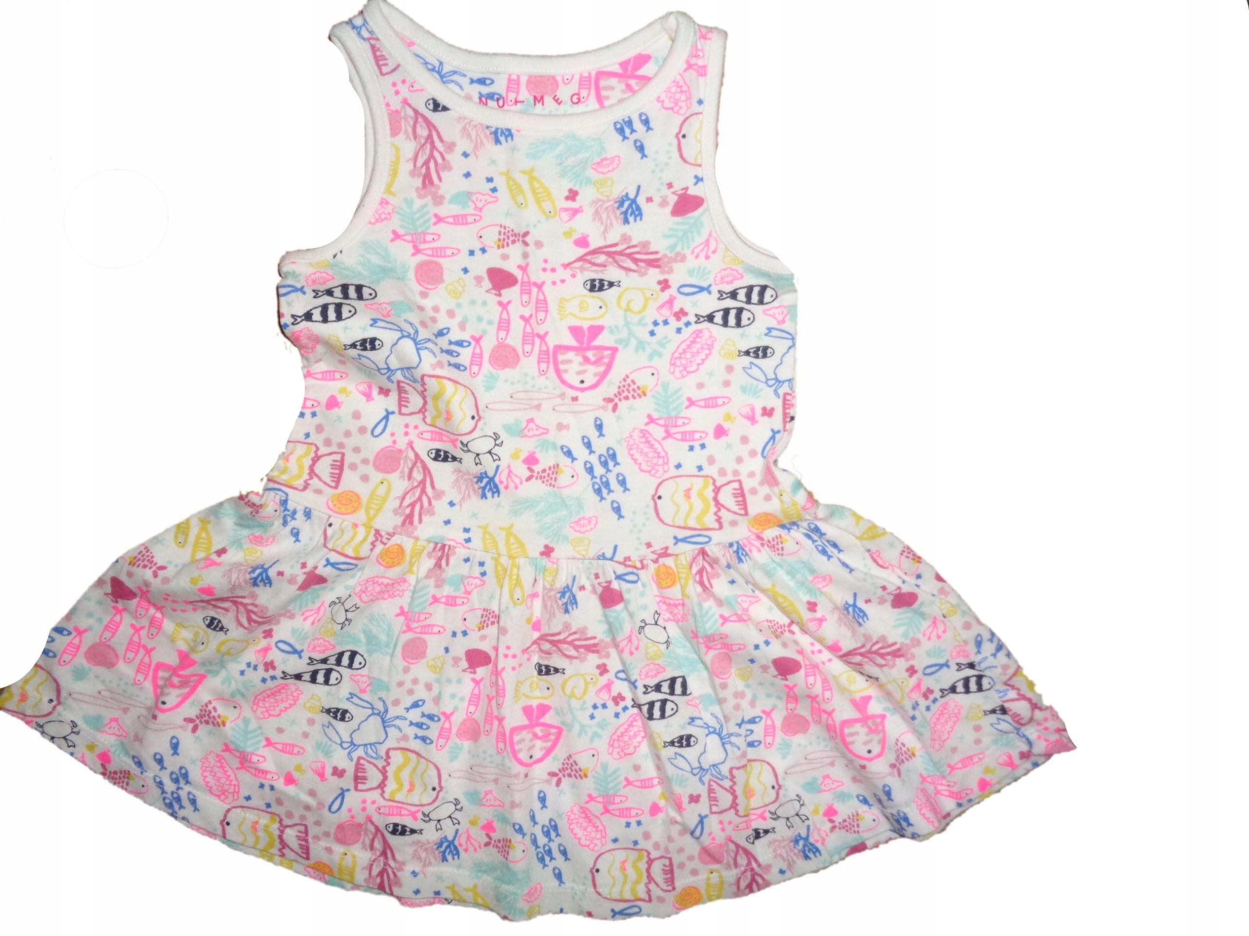 e26c56919b sukienka bawelna 86 stan bdb                  - 7495268894 ...