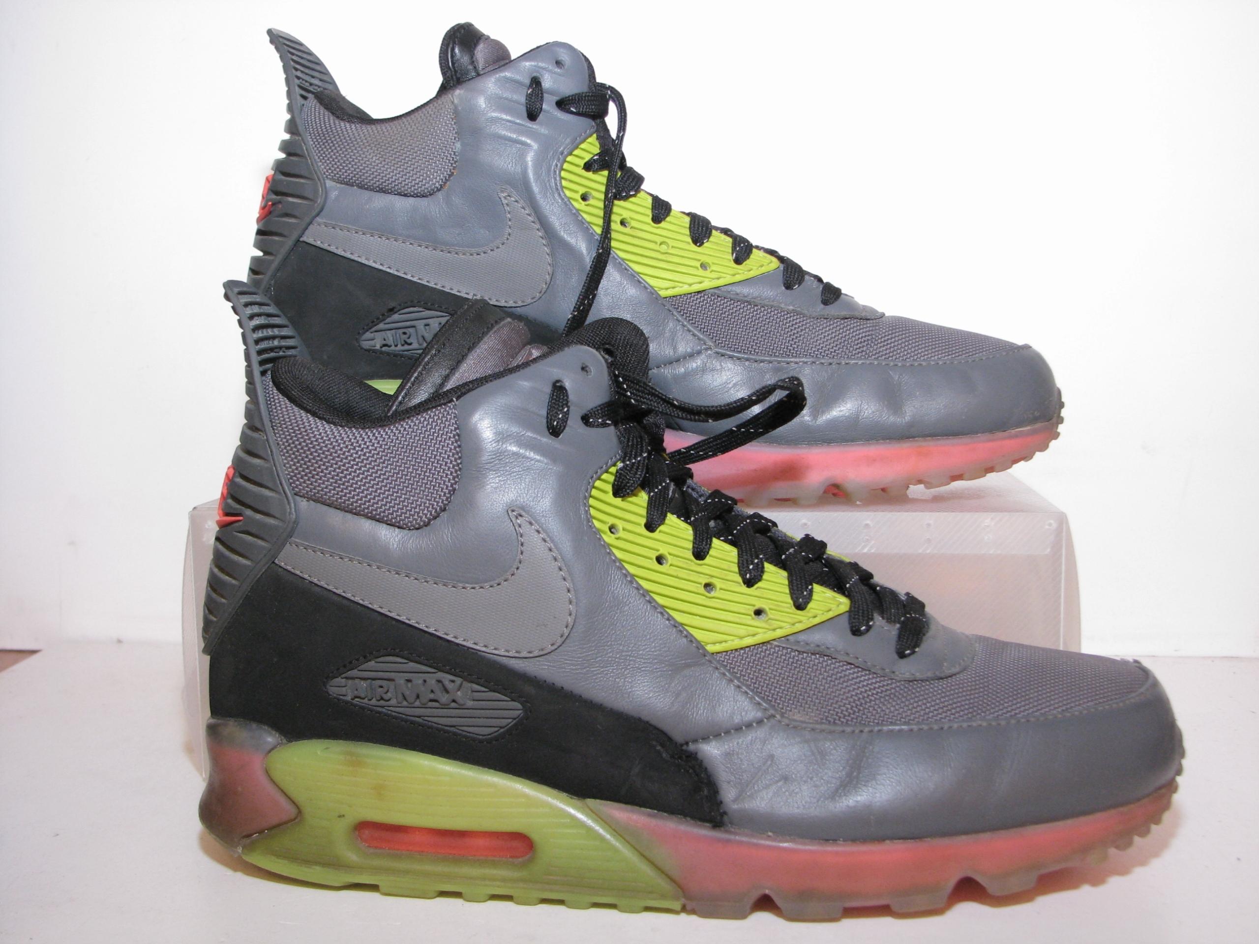 Nike Air Max 90 Winter Sneakerboot Ice 684722 006, NIKE