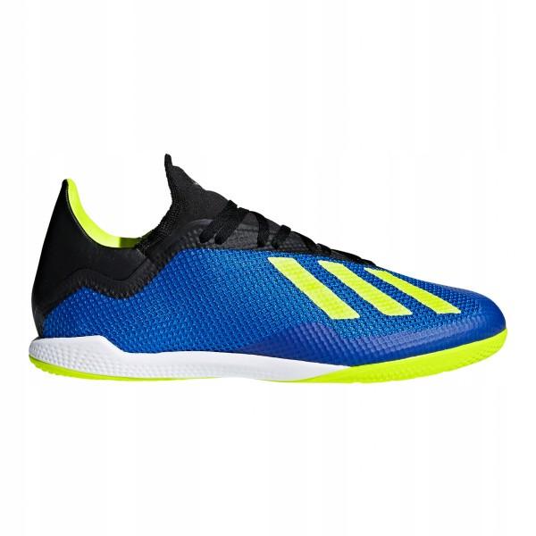 najlepsze oferty na cała kolekcja Stany Zjednoczone Buty adidas hala halówki X Tango 18.3 IN r. 39 1/3 ...