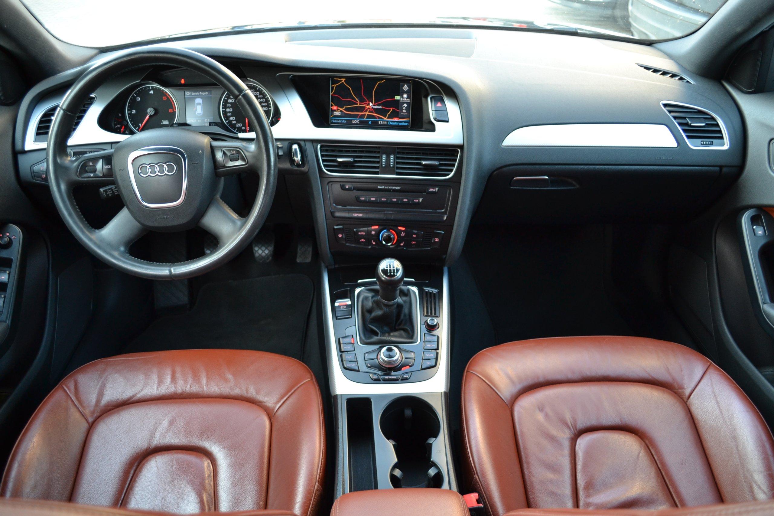 Nawigacja W Audi A4 Poznań W Oficjalnym Archiwum Allegro Archiwum