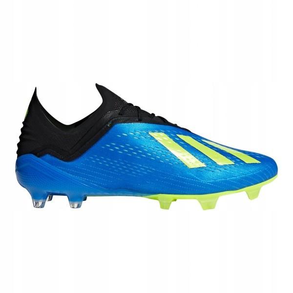wiele kolorów sprzedawca detaliczny złapać Buty adidas lanki korki X 18.1 FG CM8365 r. 46 - 7429271088 ...