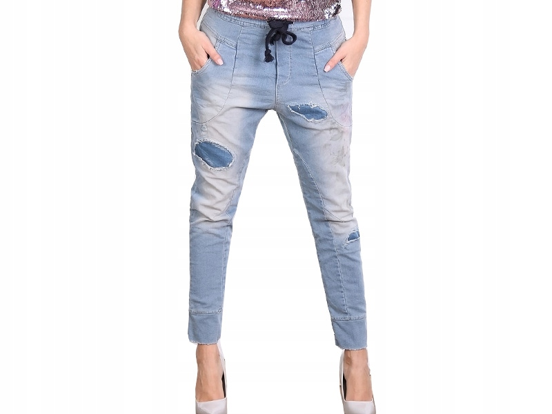 f5ce49b8409d0a SPODNIE PLEASE JEANS MODEL P51GD09DY4 (S) - 7328186660 - oficjalne ...