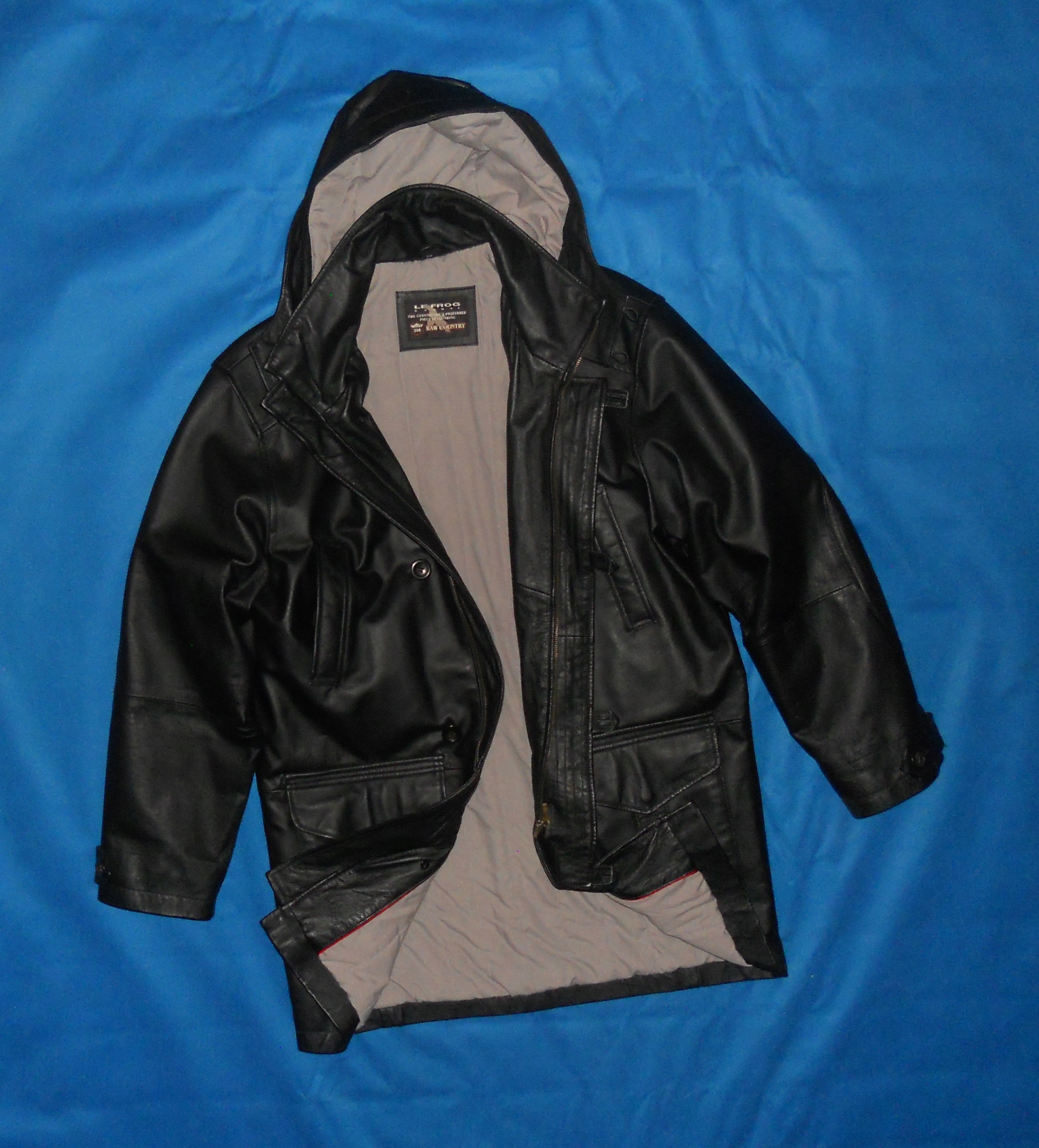 Adidas Oldschool eko skóra roz M unikat w Kurtki i płaszcze