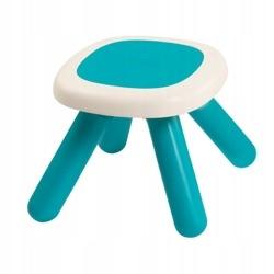 SMOBY Taboret Krzesełko Niebieskie