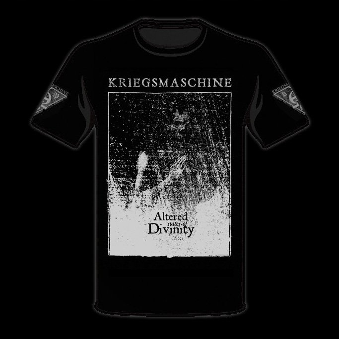 Kriegsmaschine ''Altered states of divnity'' r XL
