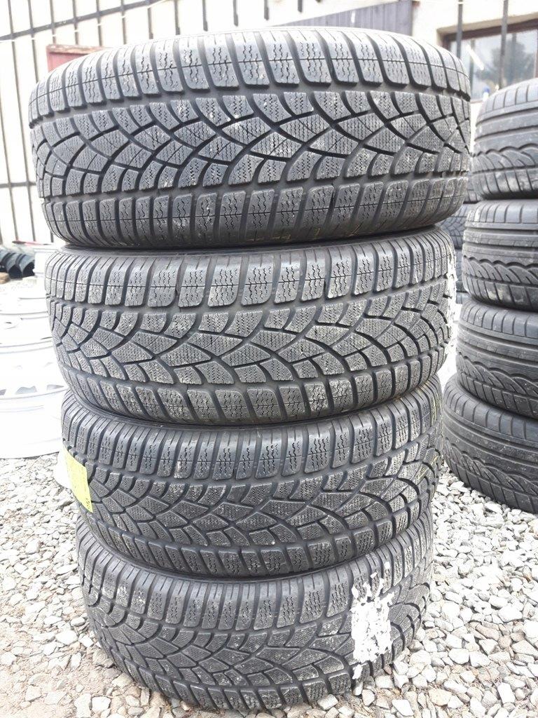 Opony Zimowe Dunlop 22550 R17 Komplet 7260984573 Oficjalne