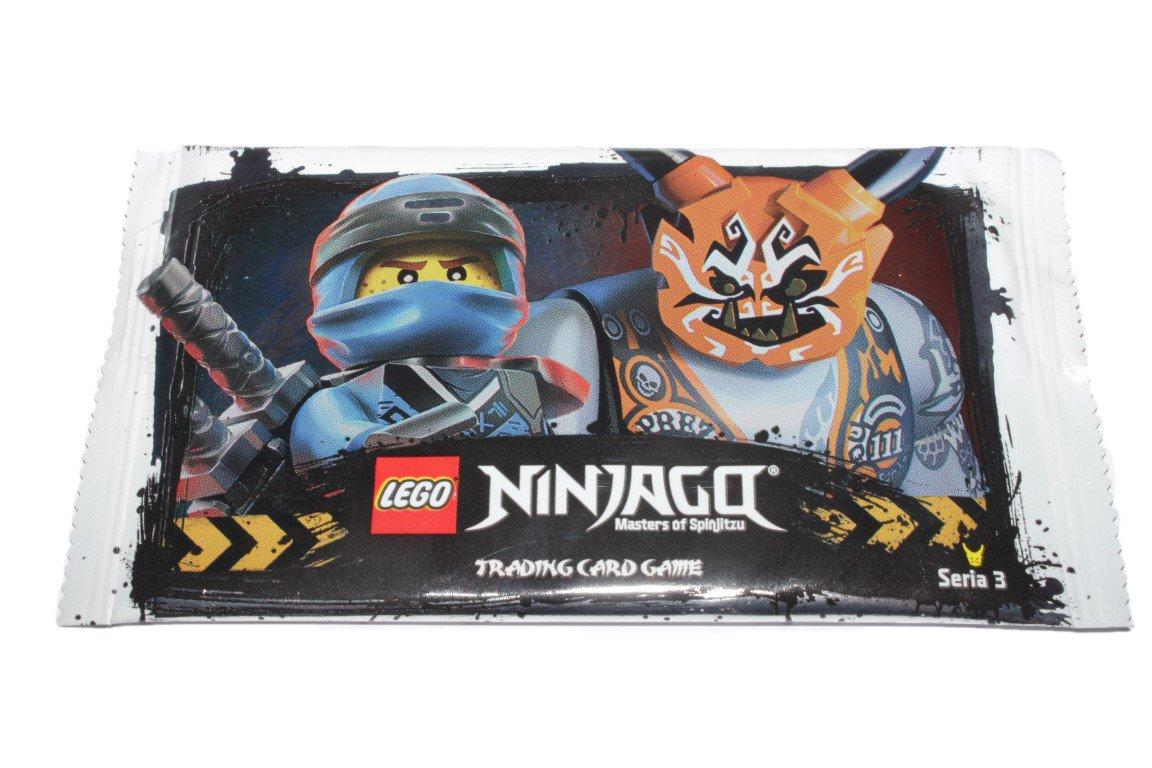 Lego Ninjago Saszetka 5 Kart Seria 3 Nowa 7207977843 Oficjalne