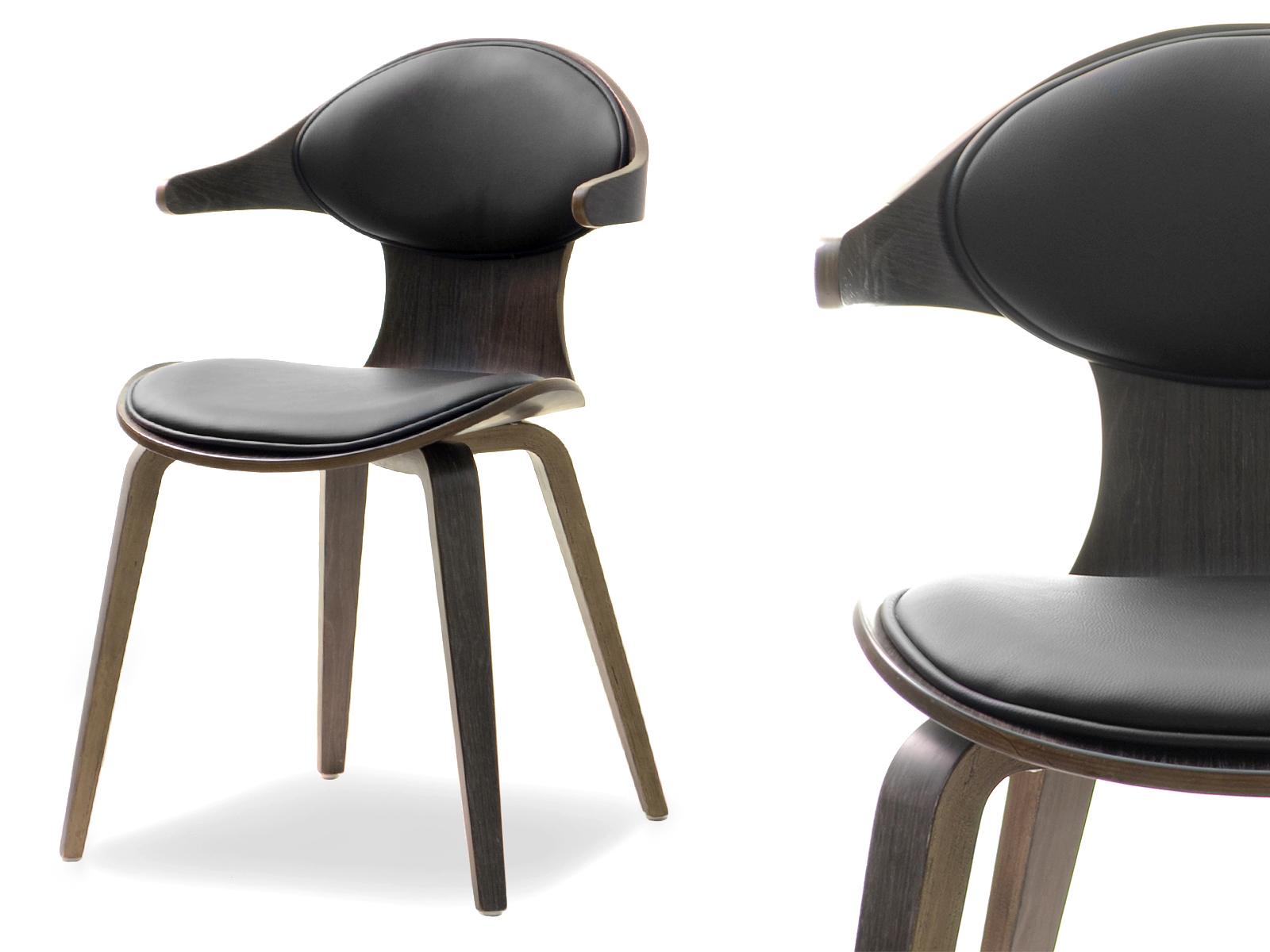 Industrialne Krzesło Do Jadalni Z Drewna Rodeo 7171032164