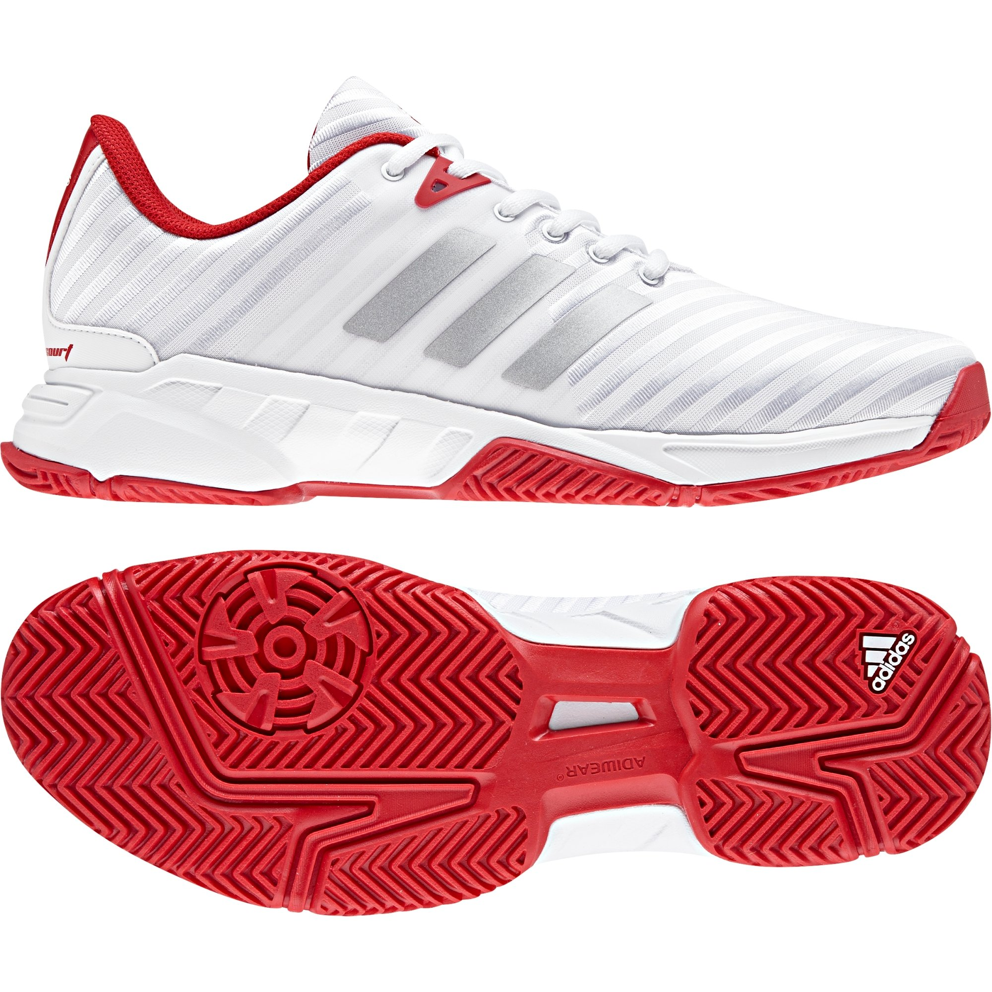 buty męskie adidas Barricade r 42 23 CM7814 tenis