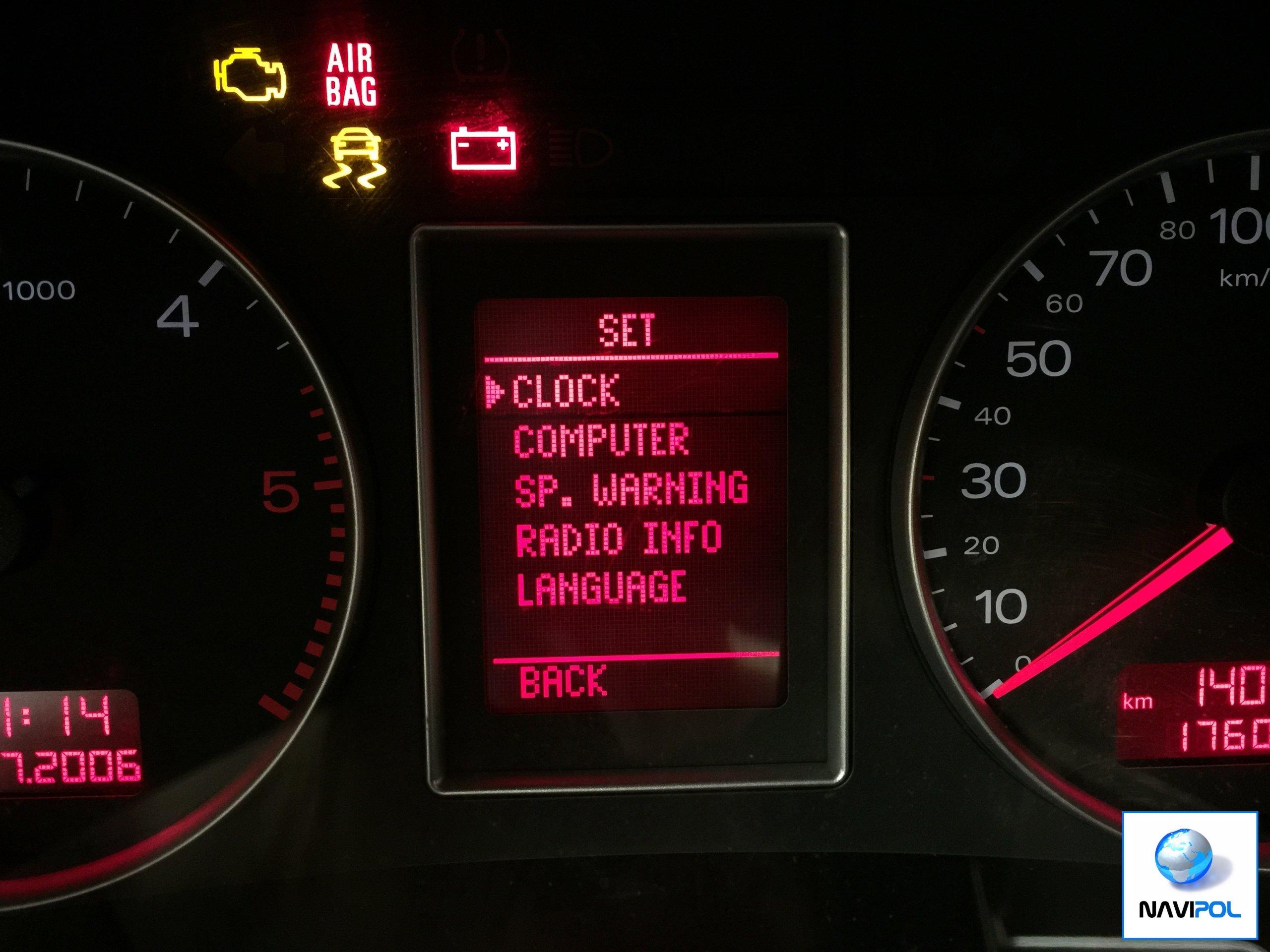 Komputer Pełny Fis Audi A4 B6 B7 A6 C6 6788240737 Oficjalne