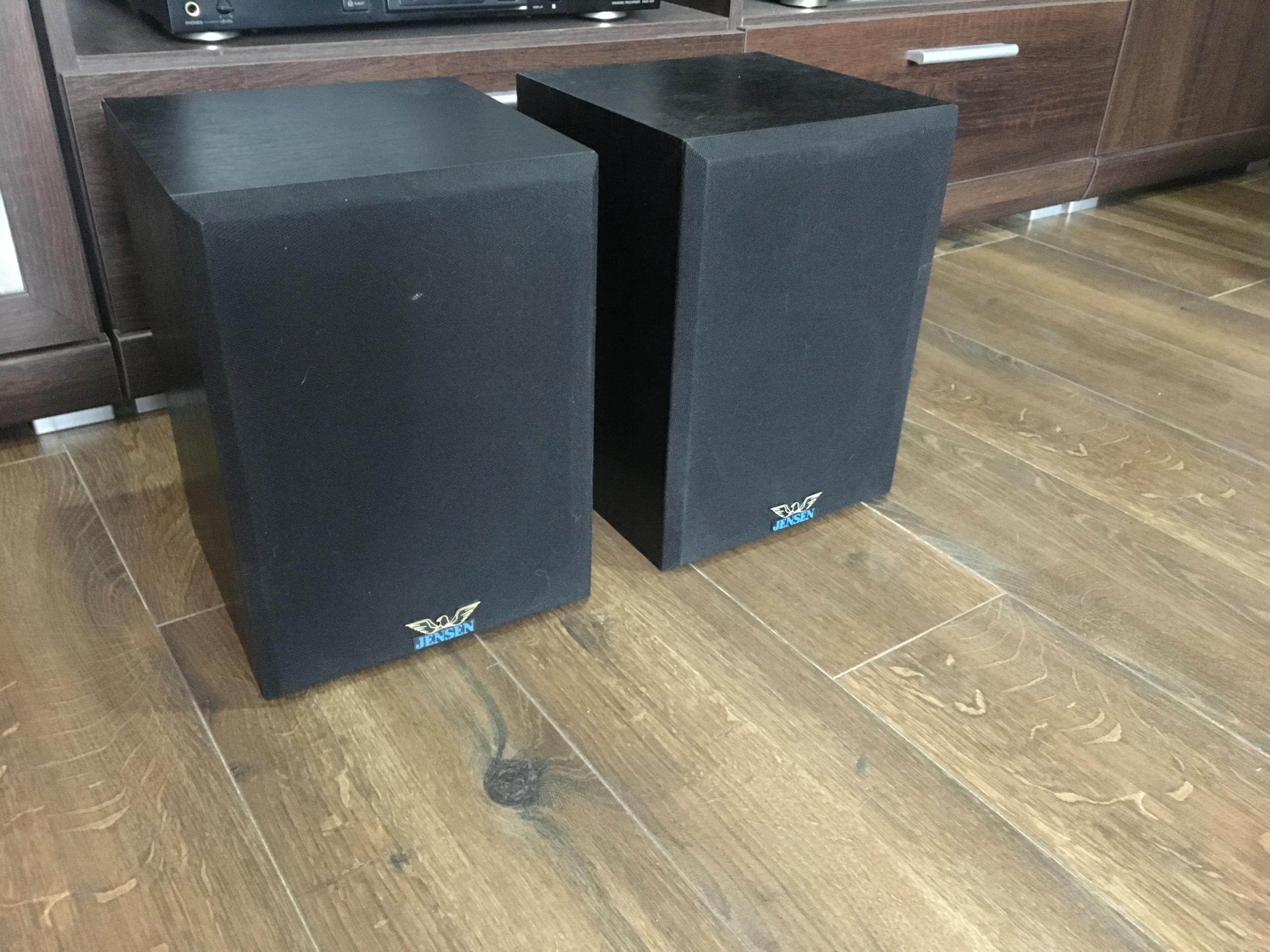 dobrze znany wybór premium w sprzedaży hurtowej monitory podstawkowe Jensen Champion C1