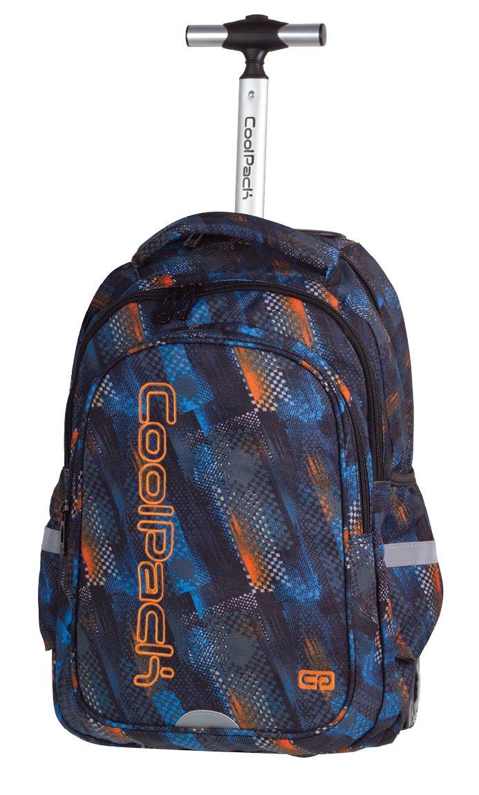 11e7c4882f53a Plecak szkolny młodzieżowy kółkach COOLPACK JUNIOR - 7146797883 ...