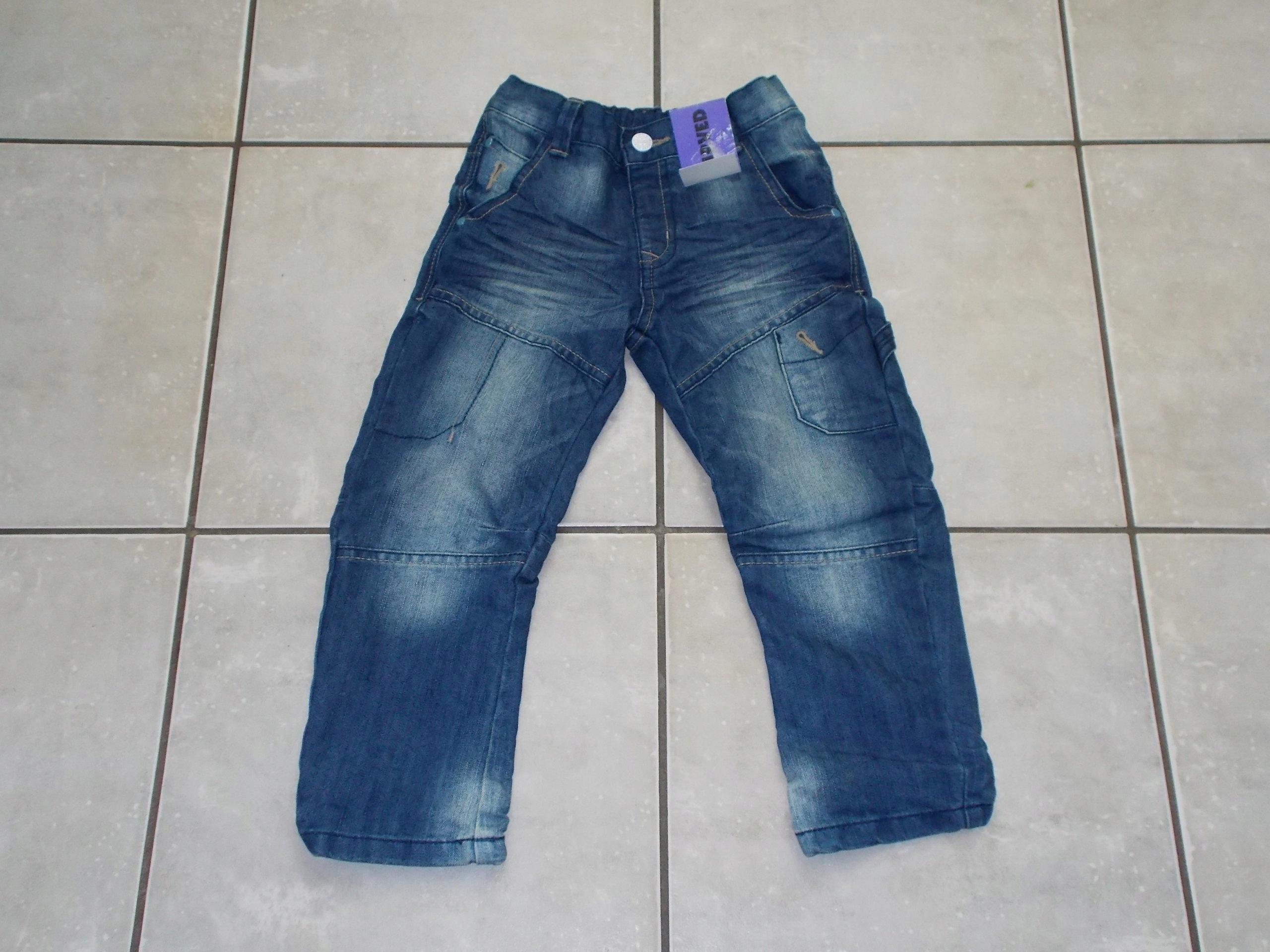 594feedad GEORGE*jeans SPODNIE rozm 4-5 lat nowe - 7551151096 - oficjalne ...
