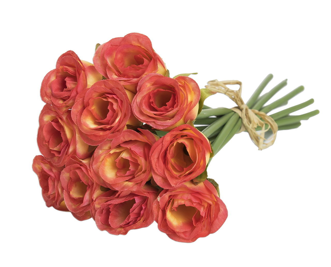 5e975ed2131297 RÓŻE CZERWONE BUKIET DUŻY sztuczne kwiaty PIĘKNY - 7257929622 ...