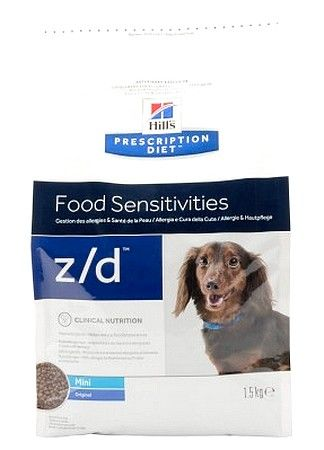 Hill's Prescription Diet z/d Canine Mini 1,5kg